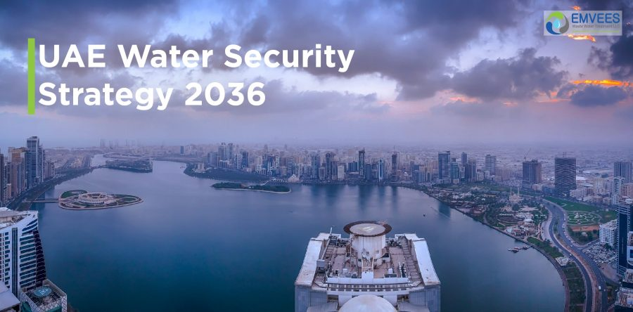 UAE Water Security Strategy 2036 - Emveestech | Blog